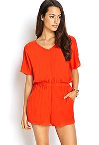 Score cute rompers and trendy jumpsuits to fit your style   Forever 21