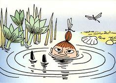 Die Kleine My, also Pikkumyy, ist ein Teil der beliebten finnischen Muminfamilie! #Moomin #Mumins #DieKleineMy