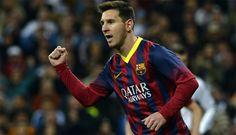 Real Madrid vs Barcelona: Messi hizo hat-trick y es el máximo goleador del Clásico (VIDEO) 23/03/14