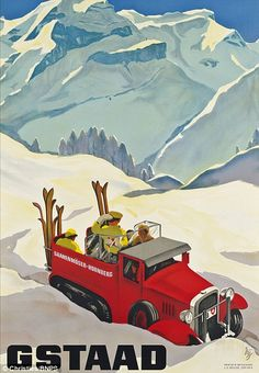 Nicolette Tomkinson, head of posters at Christie's said: 'The most popular ski posters ten...