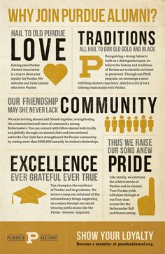 Purdue Alumni Association - Why Join Purdue Alumni?