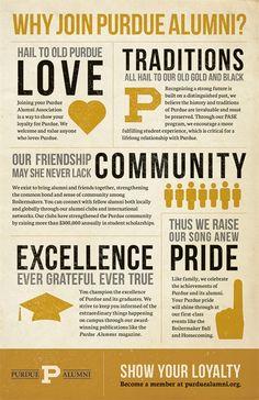 Purdue Alumni Association - Why Join Purdue Alumni?