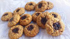 DOMA navařeno: Müsli koláčky s marmeládou