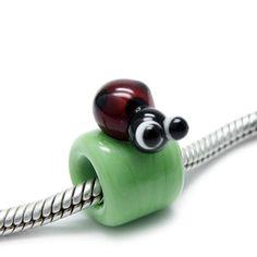 Beads Modul - Glas-Bead - Marienkäfer - 611