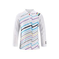 T-skjorta River  UV-skydd 50+