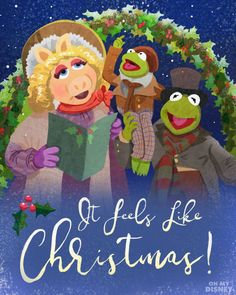 Celebrate the Season With Muppet Christmas Carol Holiday Cards