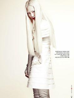 haute grace: soo joo by hong jang hyun for w korea may 2013 | visual optimism; fashion editorials, shows, campaigns & more!