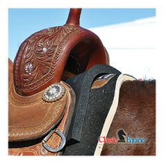Classic Equine Saddle Shims - This is what Sherry Cervi uses!