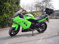 KAWASAKI ER 650 cc EX650 B8F - http://motorcyclesforsalex.com/kawasaki-er-650-cc-ex650-b8f/