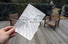 Desenho ou fotografia?