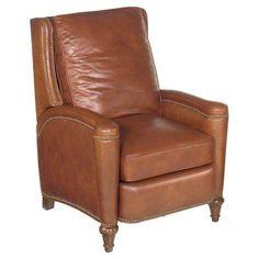 Hooker Furniture Valencia Recliner Cognac - RC216-086