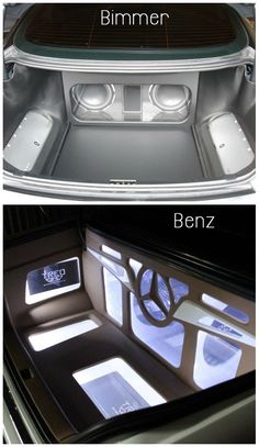 Bimmer vs. Benz.  Who did the boot best?  Follow us on Facebook: http://www.facebook.com/westsidesound