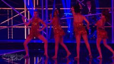 A Jazz Routine From 7 In Unison - America's Got Talent YouTube Performance EP: 722 | Voonathaa
