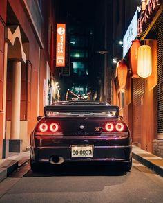 Nissan Skyline Gtr R33, Nissan R33, R33 Gtr, Skyline R33, Japanese Cars, Car Manufacturers, Jdm, Cars And Motorcycles, Dream Cars