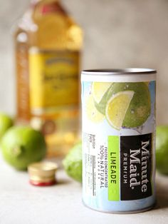 Tin Can Margaritas -- perfect for a crowd! | completelydelicio...