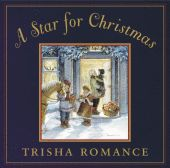 """A Star for Christmas written and illustrated by Trisha Romance. A Star for Christmas is Trisha Romance's first book for children. She tells a story — inspired by people who are dear to her and a real reindeer, Star, who lives in Anchorage, Alaska — that had """"been on her heart"""" long before she set it down to share with children."""