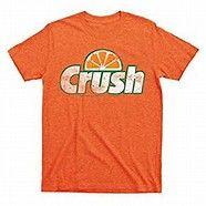 Image result for vintage orange crush