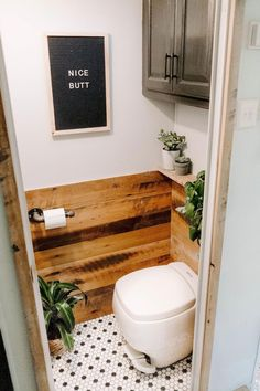 Ideas for camping trailer remodel rv makeover glamping Glamping, Vida No Trailer, Small Space Living, Small Spaces, Small Small, Rv Bathroom, Bathroom Ideas, Bathroom Organization, Small Bathrooms