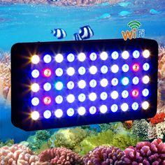 Home & Garden Full Spectrum Sps Lps Fot Aquarium Led Lighting Coral Lamp Sea Cylinder Led Light Power Seawater Algae Lamp Soft Tube Led Light Elegant Appearance Fish & Aquatic Supplies