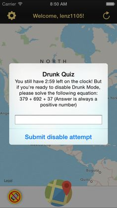 Drunk Mode – Nightlife Safety App to Find Friends to Party with for Drinking Games and Parties by Launch LLC
