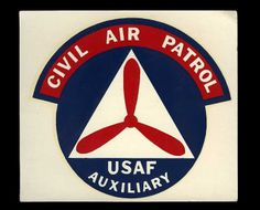 Civil Air Patrol Auxiliary Decal