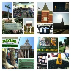 I'm actually obsessed with this school. #Baylor