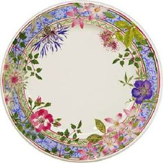 Oh what a mosaic this would make.  Love dishes!
