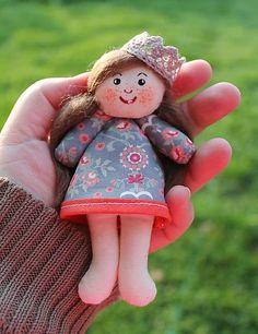 maramanufaktura / Palculienka Teddy Bear, Christmas Ornaments, Toys, Holiday Decor, Handmade, Animals, Home Decor, Products, Xmas Ornaments