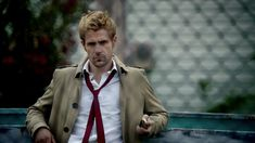 Constantine - Thanks to the official twitter account for NBC's Constantine television series, we have a brand new image of actor Matt Ryan as John...
