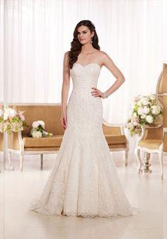 Essense of Australia D1768 Wedding Dress - The Knot