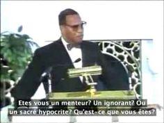 A ceux qui clament aimer Malcolm X, Min Louis Farrakhan
