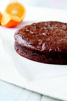 Flourless Orange Polenta Cake Recipe Orange polenta cake
