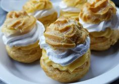 Churros, Waffles, Sweet Treats, Muffin, Pie, Pudding, Breakfast, Recipes, Food