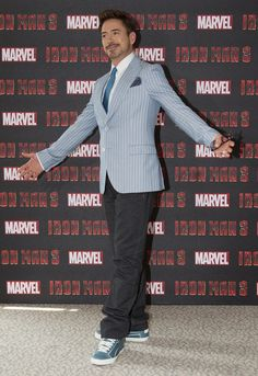 Check out photos of Robert Downey, Jr., Gwyneth Paltrow, Sir Ben Kingsley, Rebecca Hall, Don Cheadle and Shane Black in London on Marvel's Iron Man 3 World Tour!   http://marvel.com/news/story/20417/iron_man_3_flies_around_the_world