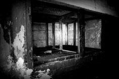 wnętrze jednej z działobitni #MiastoHel #pomorskie #bunkry #wakacje