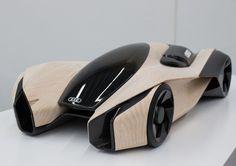 car model in wood - Cerca con Google