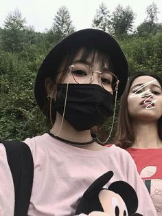Cute Korean Girl, Cute Asian Girls, Cute Girls, Uzzlang Girl, Hey Girl, Mask Girl, Girl Swag, Pretty And Cute, Grunge Fashion