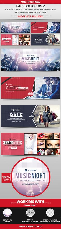 Facebook Timeline Covers Bundle   Free  Cheap Facebook