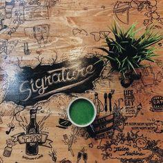 Taste of Thai green tea cant beat Japanese green tea.  #snapseed #vsco #vscocam by mosaimo