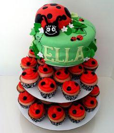 Sara Miller Cakes: July 2011