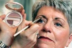 I came across this whilst perusing the Dr Hauschka website. Are you one of those women still wearing their green and silver eyeshadow from the seventies ( sorry for outing you there mumsy ) I myse…