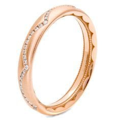 Tacori band 923RDETS/ Rose gold