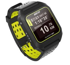 Avid Fit GPS Sports Watch- Runner 201 (Black). GPS running watch with lightweight design and battery life lasting up to 7 days in Bluetooth mode. Select easy-to-use Chrono Mode or Interval Training to track speed, time, distance, calories, etc. Instant Notifications so you never miss important calls, texts, or Facebook and WhatsApp messages. Use AvidFit App to sync data to the cloud for analysis- never worry about losing your workout stats. Waterproof up to 100 feet/ 3ATM rating means you...