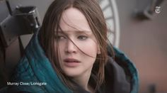 """Jennifer Lawrence in """"The Hunger Games: Mockingjay Part Hunger Games Saga, Hunger Games Mockingjay, Mockingjay Part 2, Hunger Games Catching Fire, Katniss Everdeen, Katniss And Peeta, Jennifer Lawrence Hunger Games, Tribute Von Panem, Hunter Games"""