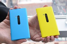 Gallery: Lumia 920 for AT in cyan (hands-on pictures)   The Verge