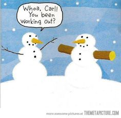 Whoa, Carl…