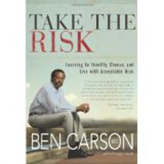 http://baotoanvon.com/books/0310259738.isbn Take the Risk: Learning to Identify, Choose, and Live with Acceptable Risk (Hardcover) , risk management  No risk, pay the cost. Know risk, reap the rewards. In our risk-avoidance culture, we place a high premium on safety. We insure our vacations. We check crash tests on cars. We extend the warranties on our appliances. But by insulating ourselves from the unknown—the risks of life—we miss the great adventure of living our lives to their full…