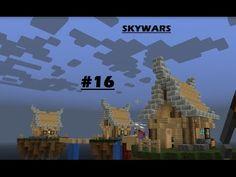 MINECRAFT Skywars NoobS em ação!! #16