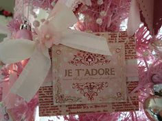 Tammy's Heart: Pink Valentine Tree