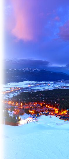 Angel Fire... LOVED our ski trip here in Dec 2007! New snow. New hope. New life.